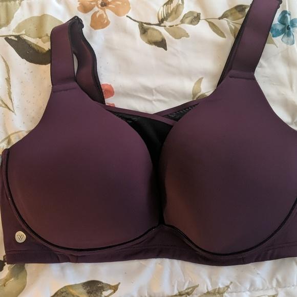 Cacique Other - Multiway Cacique sports bra.  Plum color.